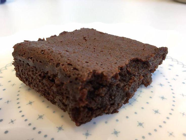 Himmelsk brownies | glutenfri og sukkerfri – Elisabeth Holm