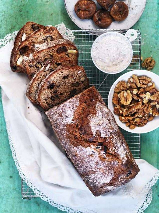 Ett nyttigt bröd som går snabbt att röra ihop, och det behöver inte ens jäsa. Recept av Katarina Kling.