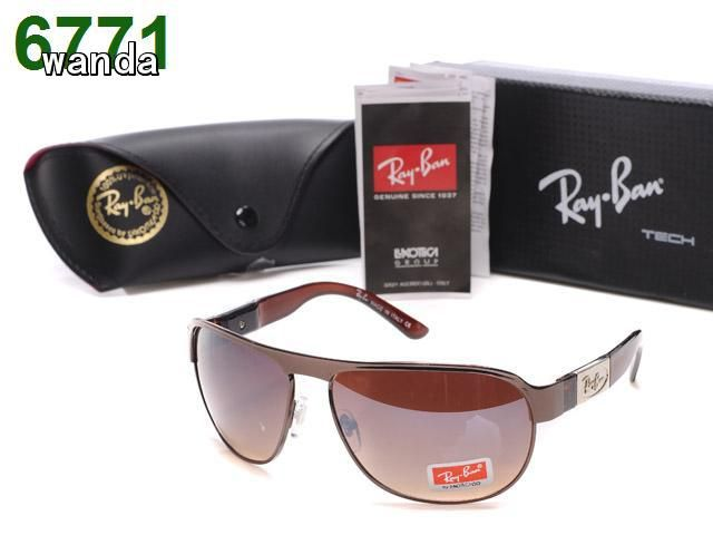 Ray Ban Active Lifestyle RB3460 Coffee Frame Brown Lens Sunglasses
