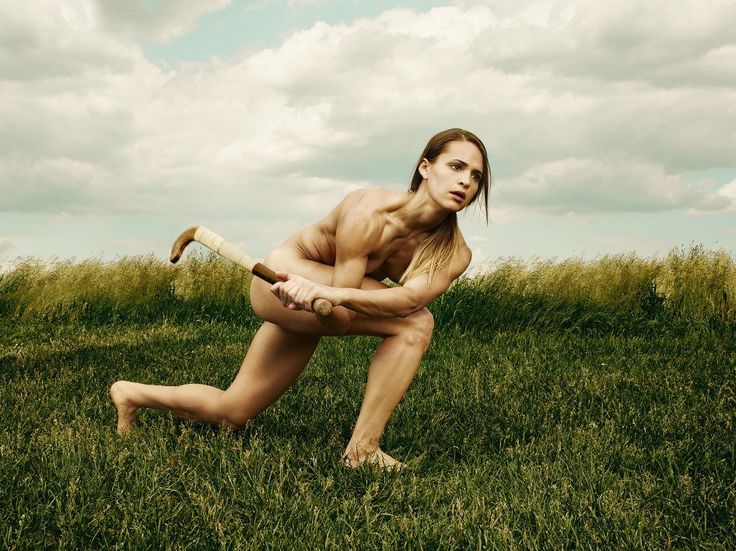 This Is What Top Athletes Look Like Naked