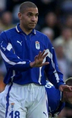 Stan Collymore Real Oviedo