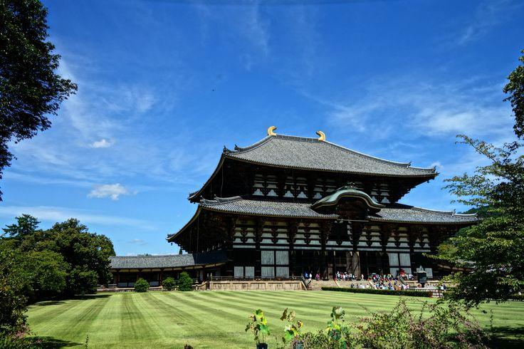 Tōdai-ji. Nara. Japan. 2015