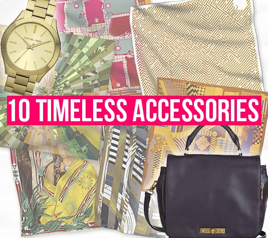 10 Timeless Accessories That Every Collegiette Needs In Her Closet