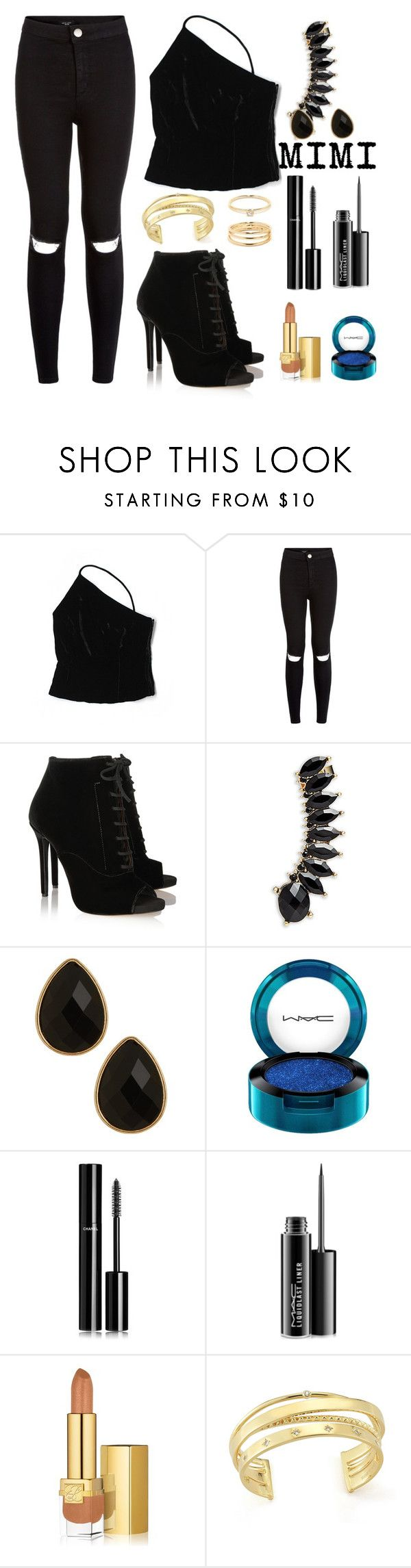 """Mimi Marquez"" ""RENT"" by ellelovesfashion07 ❤ liked on Polyvore featuring LOFT, Tabitha Simmons, Jules Smith, Natasha Accessories, MAC Cosmetics, Chanel, Estée Lauder, Elizabeth and James, women's clothing and women's fashion"
