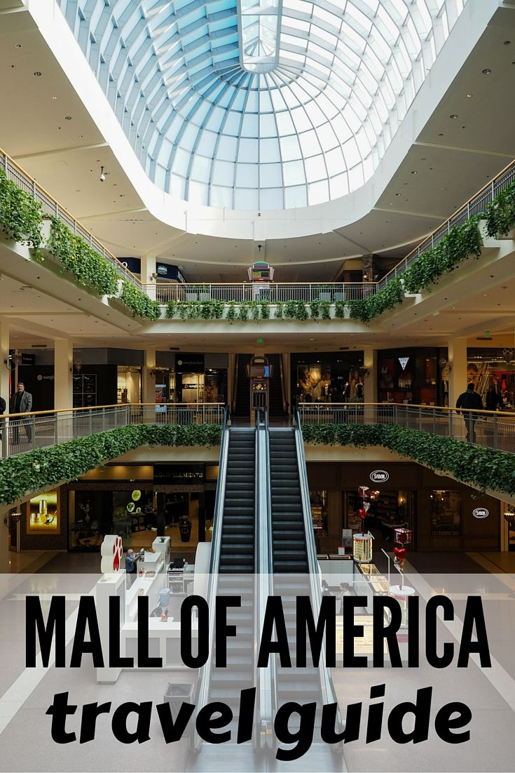 Mall of America travel guide