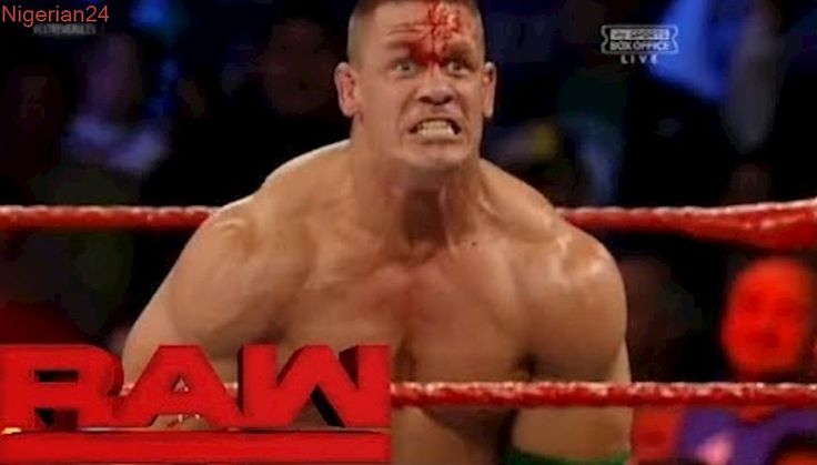 WWE Raw 4 September 2017 Highlights 9/4/2017John Cena almost killed Brock Lesnar at Extreme rules