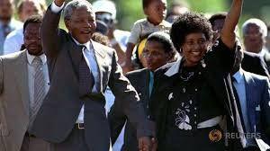 Winnie Mandela Admitted To Hospital
