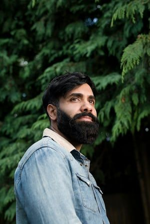 Paul Chowdhry by Graeme Robertson