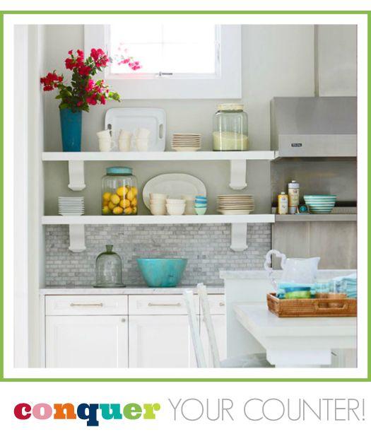 Kitchen Open Shelving Ideas Always Redecorating Ideas