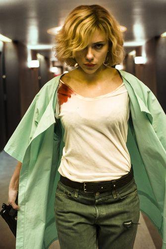 Scarlett Johansson, Lucy   Galería de fotos 4 de 17   GLAMOUR