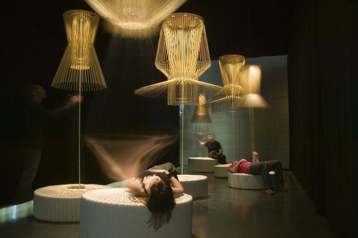 Scénographie « Centre culturel Suisse », Milan, Italie · 2006