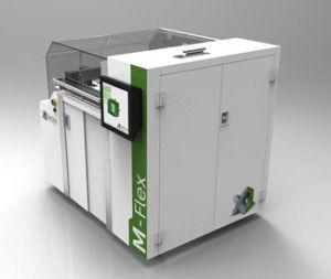 M-Flex ExOne 3D Printer- ExOne Teams with rp+m to 3D Print Tungsten