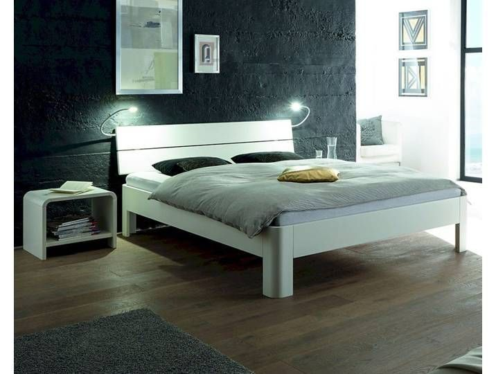 Hasena Fine Line Massivholzbett Syma Ronda Duetto 140x200 Cm Buche W Ikea Balkonmobel In 2020 Unique Dining Room Bed Design Home