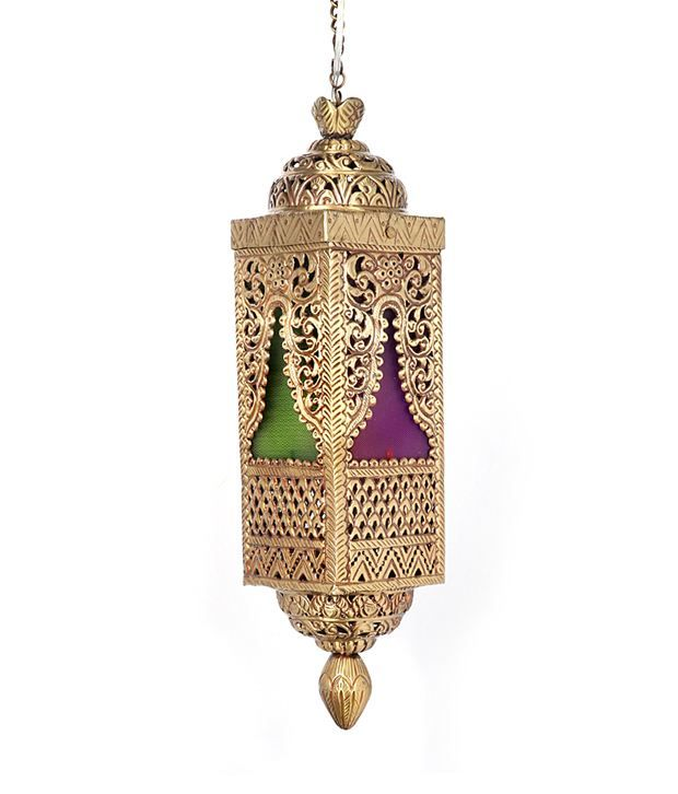 Fos Lighting Handcrafted Moroccan Brass Hanging Light, http://www.snapdeal.com/product/fos-lighting-handcrafted-moroccan-brass/361997370