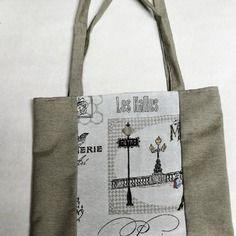 """Tote bag """"eiffel,paris,moulin rouge...."""" trés bonne qualité"""