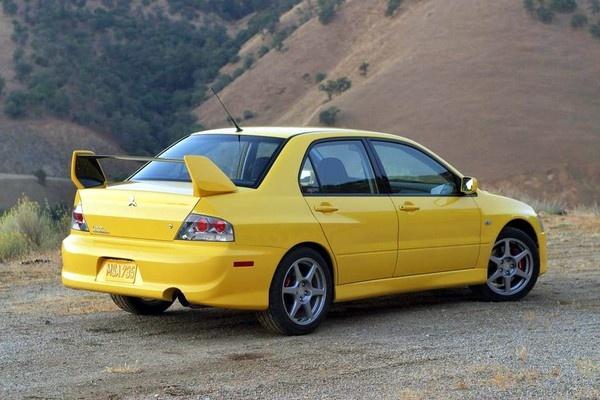 2003 Mitsubishi Lancer Evolution VIII ryan_harju