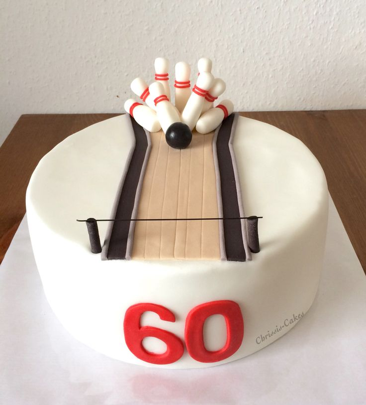 bowling cake kegel kuchen chrissis cakes pinterest. Black Bedroom Furniture Sets. Home Design Ideas