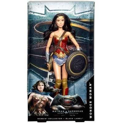 Barbie Collector Btmn Vs Sprmn Wonder Woman - $ 2.999,99
