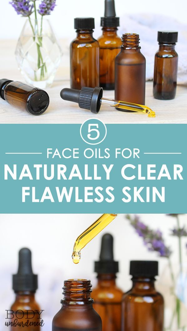 The key to naturally clear, flawless skin? Face oils! Face oils are a wonderful natural remedy for breakouts and blemish-prone skin. Read why + learn which face oils are the best for keeping skin healthy and clear. via @bodyunburdened