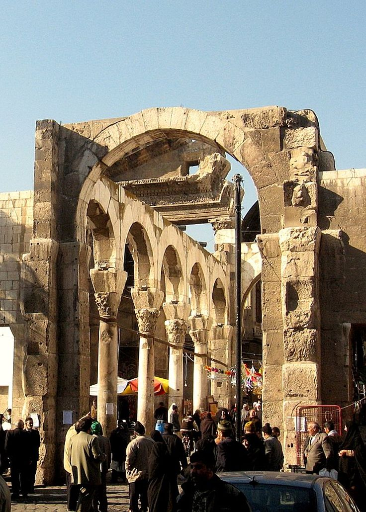 dating in damascus syria A chronology of key events in the history of syria from the end of ottoman syria profile - timeline 24 damascus is urged to withdraw its.