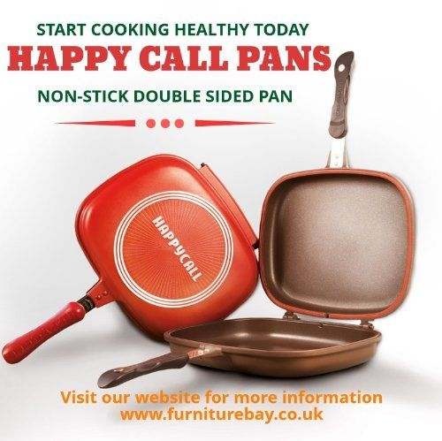 HAPPY CALL DOUBLE SIDED NON-STICK FRYING PAN ALUMINIUM CERAMIC COATED HAPPYCALL - 28CM , http://www.amazon.co.uk/dp/B00G6MSMVK/ref=cm_sw_r_pi_dp_KvCitb1CZ50JH