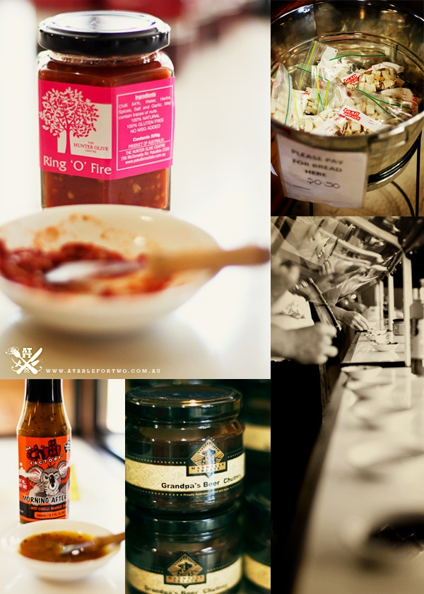 Hunter valley foodies, preserves, pickles, relish