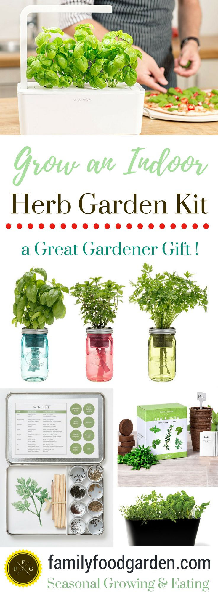 Best 25 Herb Garden Kit Ideas On Pinterest Indoor Grow Kits Hydroponic Grow Kits And Garden