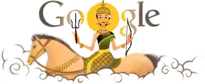 ► http://doodlefinder.org/khmer-new-year-2015 ◄ Khmer New Year on April 14, 2015…