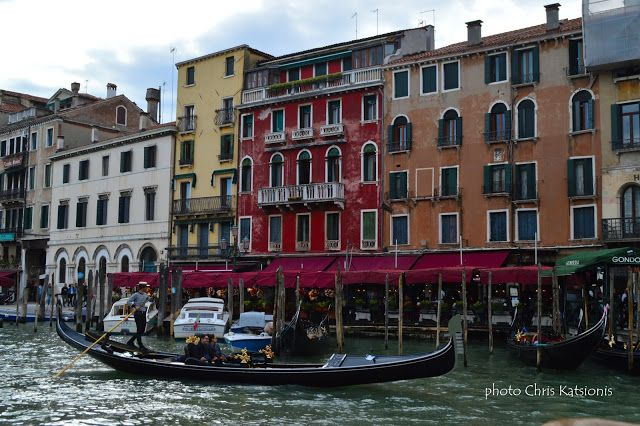 Travel in Clicks: Canal Grande