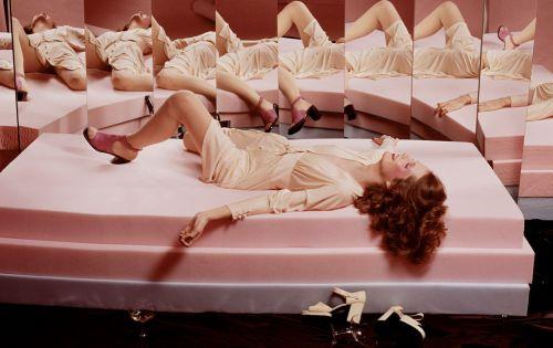 French Vogue, 1972  Guy Bourdin