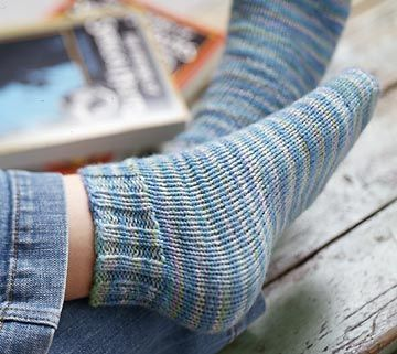 Knitting Tube Socks Free Pattern : 1000+ ideas about Knit Sock Pattern on Pinterest Ravelry, Sock Knitting and...