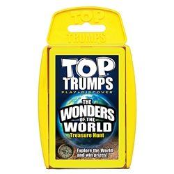 Top Trumps card games