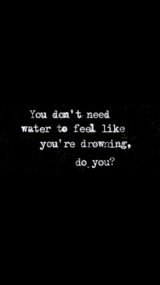 Quotes Deep Aesthetic Sad