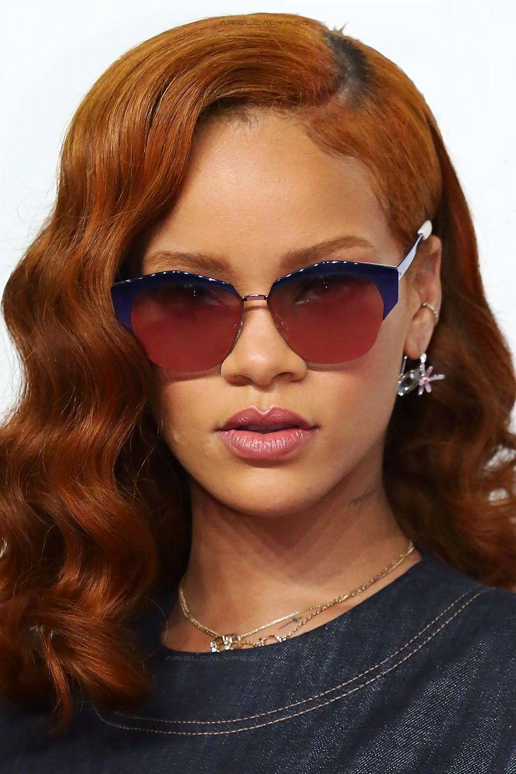 Rihanna At Dior Fashion Show Tokyo 16th June 2915 In