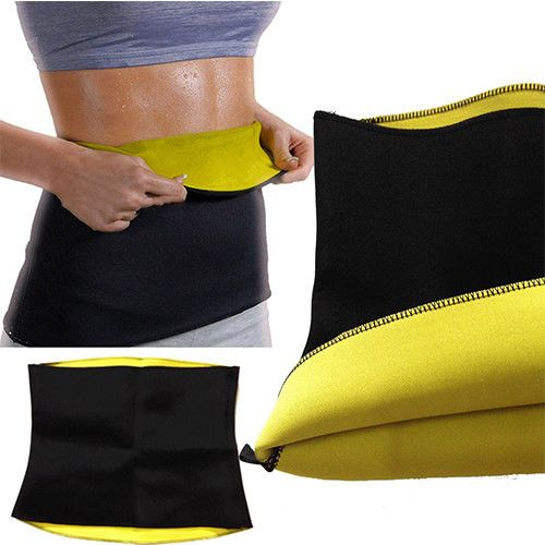 Thermal Slimming Workout Belt