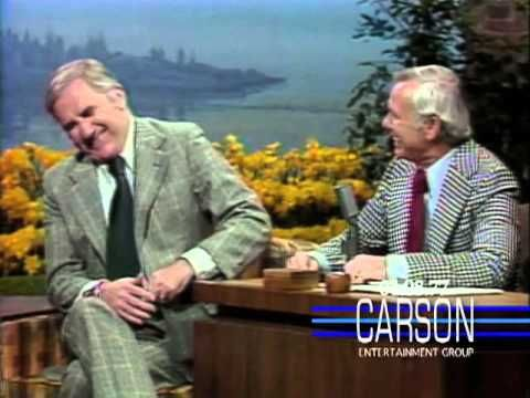 """Ed McMahon Appears Drunk on """"The Tonight Show Starring Johnny Carson"""" - 1977"""