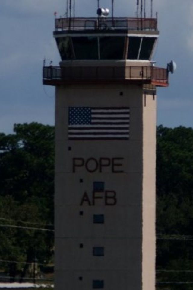 Pope Air Force Base in Pope Air Force Base, NC