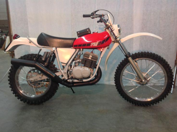 Tgm 125 R 1976