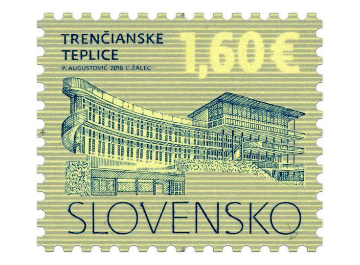 COLLECTORZPEDIA Cultural Heritage of Slovakia: Trenčianske Teplice