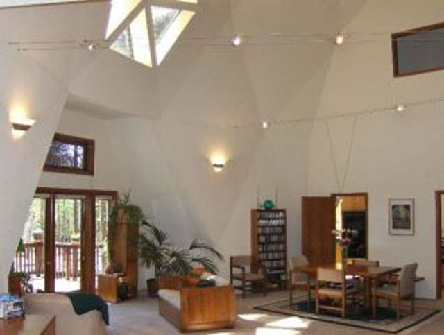 17 Best Images About Interior Design Dome House On