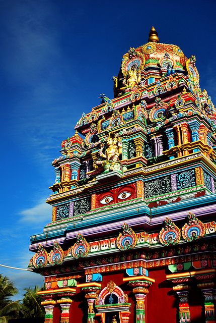 Hindu Temple - Nadi, Fiji.....