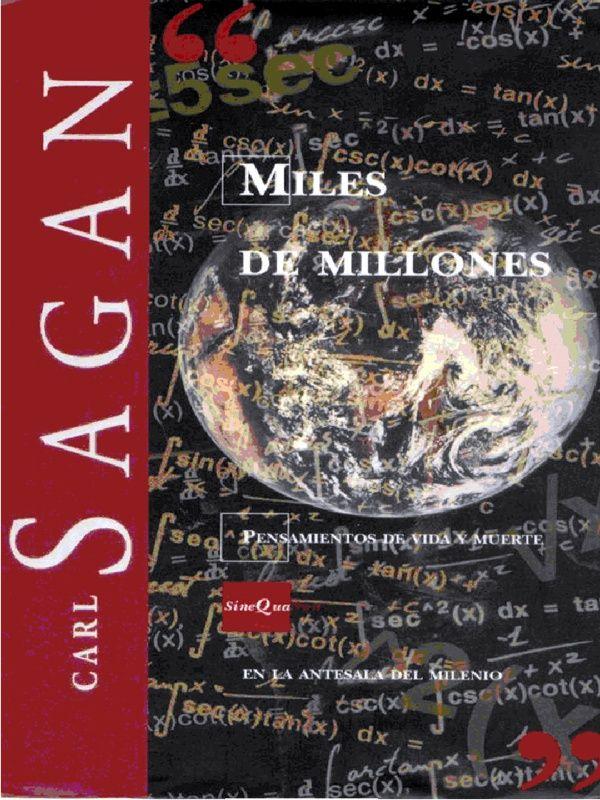 Miles De Millones Carl Sagan Libros De Fisica Cuantica Libros De Informatica Ciencia Ficcion Libros