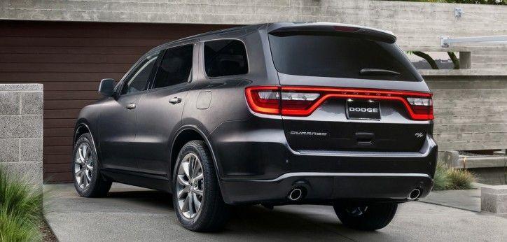 New #Dodge Durango Sways Minivan Buyers with Style, Performance