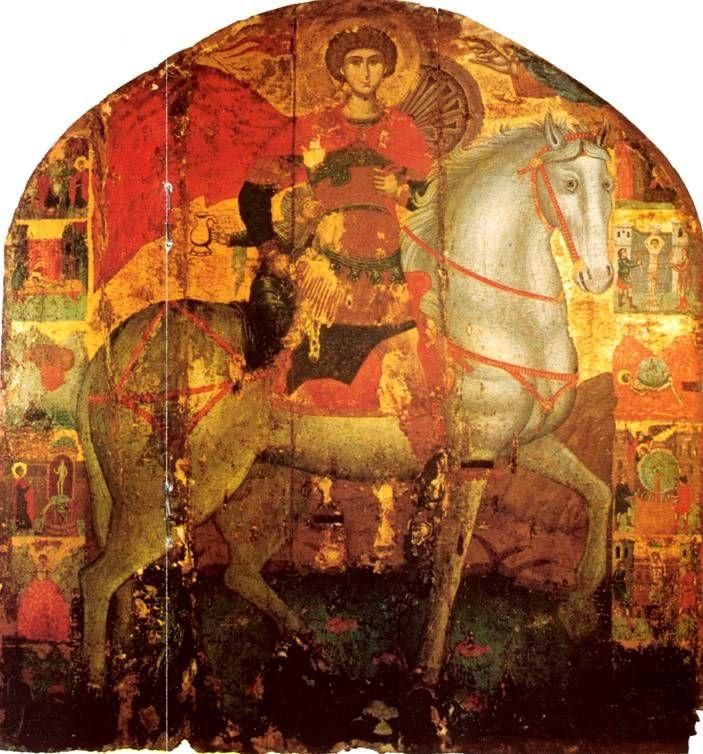В день святого Георгия вспоминаем народные легенды о Егории Храбром