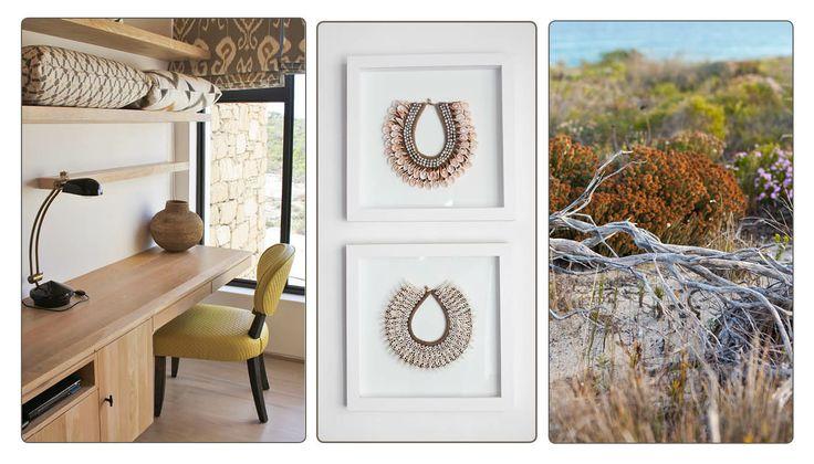 Shell necklaces from Amatuli Artefacts. #Ocean House #Morukuru #De Hoop #South Africa #decor #design #Africa #nature #necklace #art