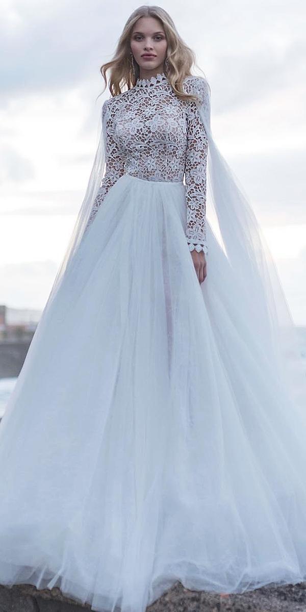 30 Stunning Long Sleeve Wedding Dresses For Brides Wedding Dresses Guide Wedding Dress Long Sleeve Wedding Dress Sleeves High Neck Long Sleeve Wedding Dress,Pakistani Wedding Maxi Dresses New Look