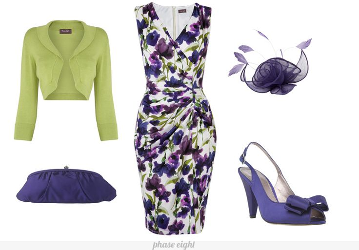 Spring Wedding Guest Outfit – Phase Eight Competition | Little ...
