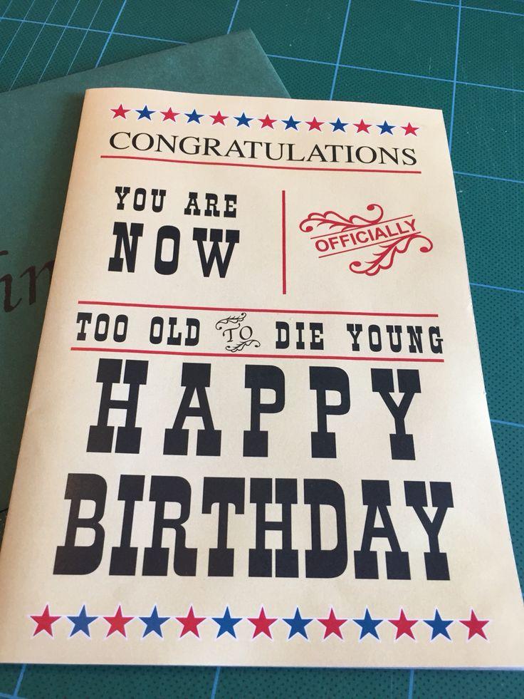 Födelsedagskort