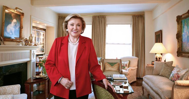 Author Barbara Taylor Bradford: From Typing Pool to Park Avenue