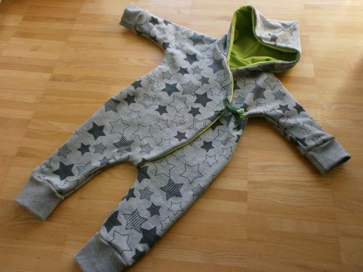 Freebook Anzug für Babys 56 - 116 | Nähen | Pinterest | Anzüge ...